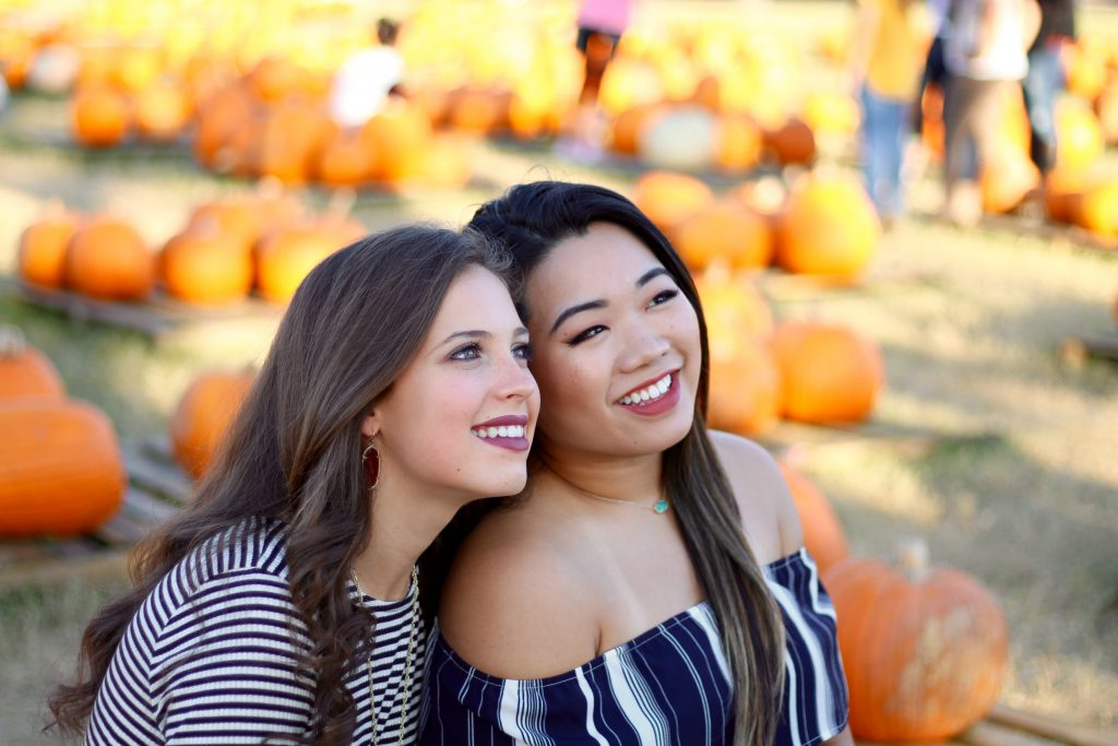 Pumpkin Patches & Pretty Pictures