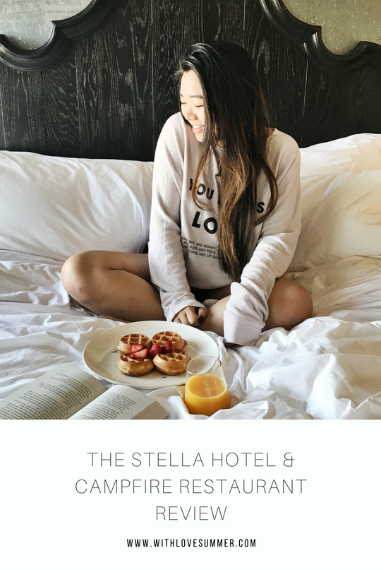 Staycation Bliss at The Stella Hotel