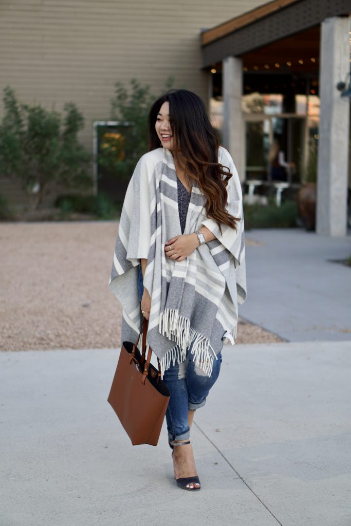 The Ultimate Fall Must-Have: Ponchos